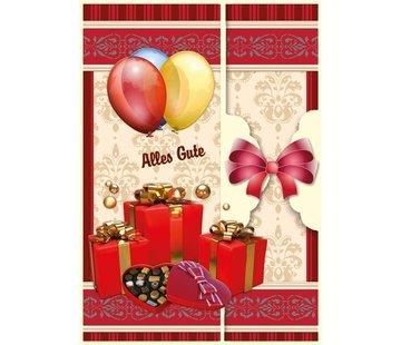 BASTELSETS / CRAFT KITS Ensemble de cartes d'anniversaire et autres occasions, pour 8 cartes!