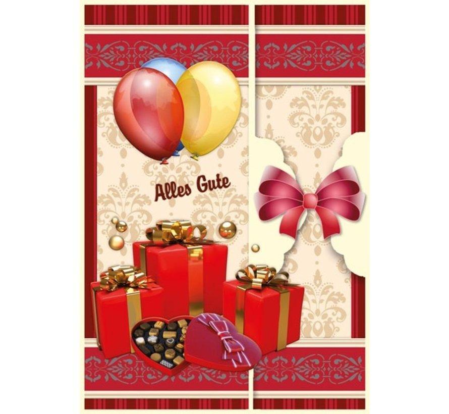 Ensemble de cartes d'anniversaire et autres occasions, pour 8 cartes!