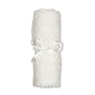 DEKOBAND / RIBBONS / RUBANS ... Lace ribbon, 12 cm Breid and 180cm long!