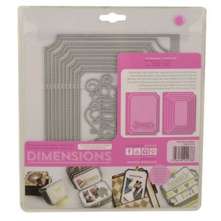 Tonic Cutting dies:  Book Maker, Basic Creator Set