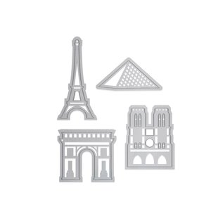 Tonic Studio´s Modelli di taglio:  Book Maker, Basic Creator Set - Copy - Copy