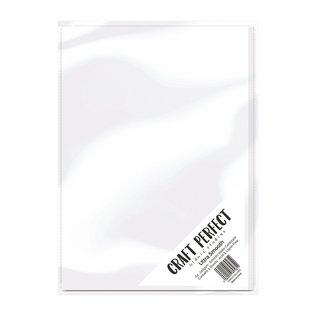 Tonic Studio´s Karton, A4, 240g ultragladde kaart, wit, 5 vellen