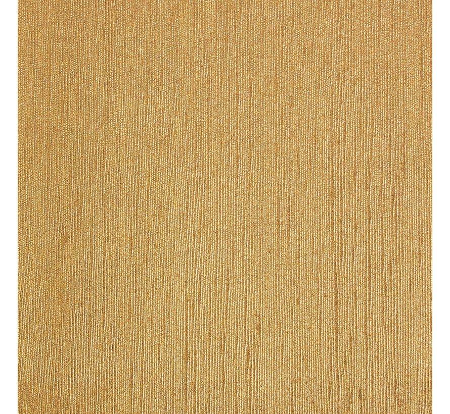 Luxe embossed karton, 230 g, in goud, 5 vellen