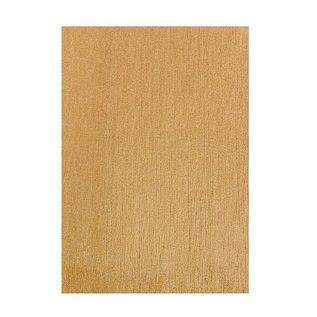 Tonic Luxe embossed karton, 230 g, in goud, 5 vellen