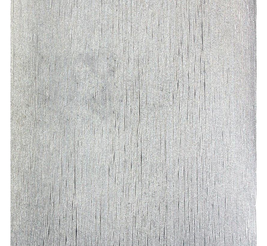 luxe embossed karton, 230 g, in zilver, 5 vellen