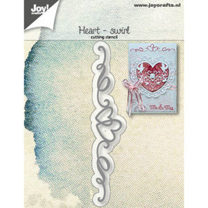 Joy!Crafts / Jeanine´s Art, Hobby Solutions Dies /  Stansning skabelon, Stansemal