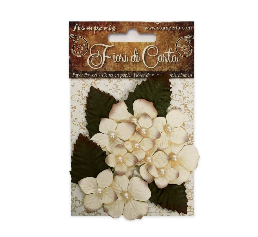 Embellissements: Fleurs, ces fleurs donnent la touche parfaite à tous vos projets d'artisanat en papier!