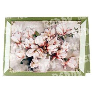 Bilder, 3D Bilder und ausgestanzte Teile usw... A4 Stanzbogen,  3D Blumen