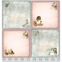 """LaBlanche Design Paper """"Children / Baby 2"""" nostalgi Pure!"""