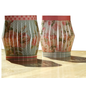 BASTELSETS / CRAFT KITS Piegare il foglio di punzonatura A4 per lanterna