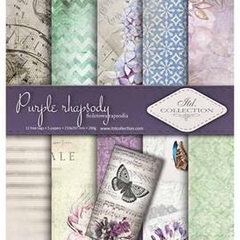 Karten und Scrapbooking Papier, Papier blöcke Papir til kort og scrapbog, A4, 200g