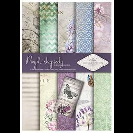 Karten und Scrapbooking Papier, Papier blöcke Carta per carte e scrapbooking, A4, 200g