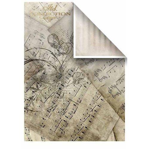 Karten und Scrapbooking Papier, Papier blöcke Eksklusivt designpapir, dobbeltsidet karton, 200 g. Kvalitetsformat: A4. Papir af bedste kvalitet er et 100% genbrugspapir.