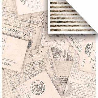 Karten und Scrapbooking Papier, Papier blöcke Paper for cards and scrapbooking, A4, 200g