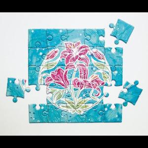 Tonic, Stanzschablonen: Puzzle 140 x 140 mm! LETZTE VORRÄTIG