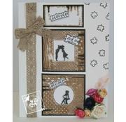 Joy!Crafts / Jeanine´s Art, Hobby Solutions Dies /  Stamp trasparente: 6 cornice