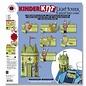 Kinder Bastelsets / Kids Craft Kits Knutselpakket voor kinderen, accessoires voor ridderkasten, scrapbookingpapier 30,5 x 30,5 cm, dikte: 190 gsm