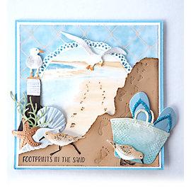Marianne Design Marianne Design, Snijmallen, Sjablonen
