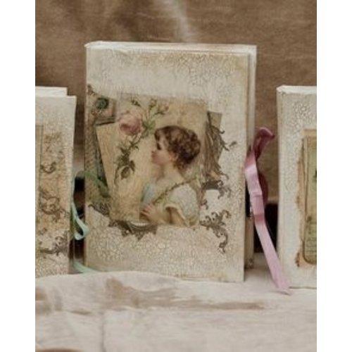 Holz, MDF, Pappe, Objekten zum Dekorieren Buchbox wood, 2 sizes in selection