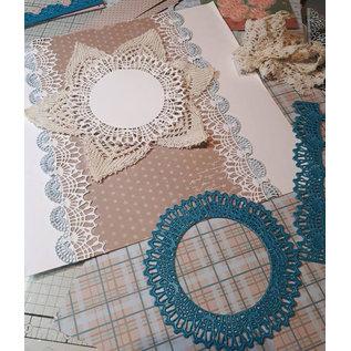 Joy!Crafts / Jeanine´s Art, Hobby Solutions Dies /  Ponssjablonen voor alle gangbare ponsmachines