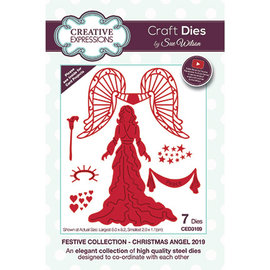CREATIVE EXPRESSIONS und COUTURE CREATIONS Matrices de découpe