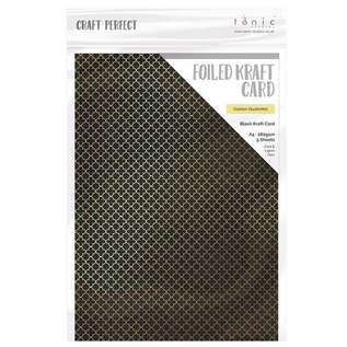 Tonic Foiled carton, DIN A4, 280 g, 5 sheets