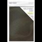 Tonic Studio´s Verchroomde doos, DIN A4, 280 g, 5 vellen