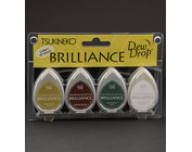 BRILLIANCE INKPADS