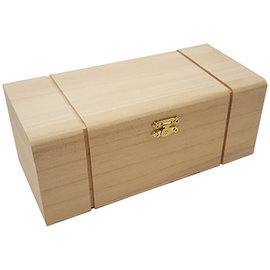 Holz, MDF, Pappe, Objekten zum Dekorieren Wooden box with compartments for decoration