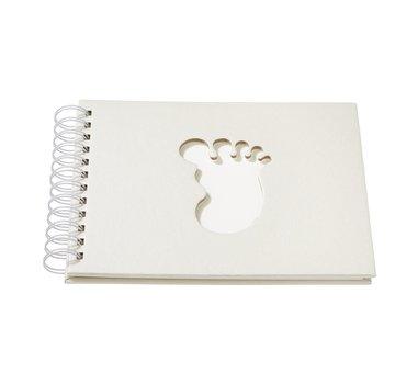 Karten und Scrapbooking Papier, Papier blöcke Erinnerungs -Album,  22 x 17 cm, Baby