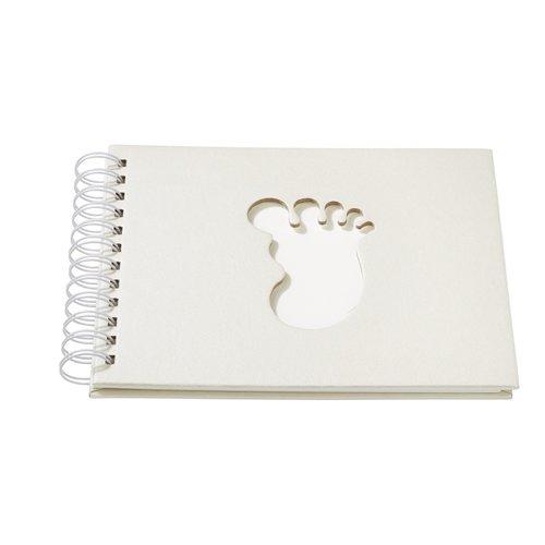 Karten und Scrapbooking Papier, Papier blöcke Memorial Album, 22 x 17 cm, Baby
