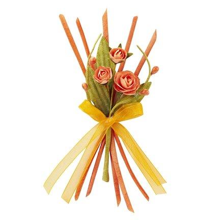 Dekorative elementer, dekorative bånd og pynt