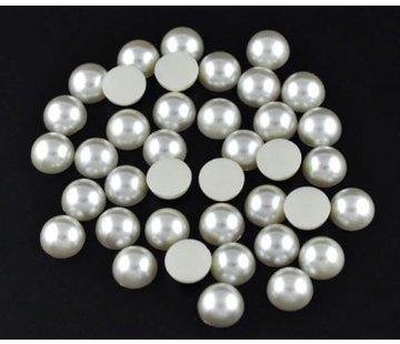 Embellishments / Verzierungen 200 demi-perles, 6 mm, avec de magnifiques reflets nacrés. Elles sont idéales pour décorer des cartes, des boîtes, des albums, des albums et de nombreuses autres idées d'artisanat.