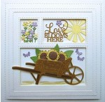 cutting dies and stamps: Creative Expressions