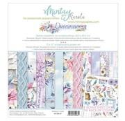 Mintay Carte e carta scrapbook, 30,5 x 30,5 cm, Sognatore