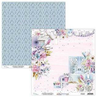 Karten und Scrapbook Papier, 30,5 x 30,5 cm, Dreamer