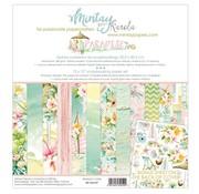 Mintay Tarjetas y papel de bloc de notas, 30.5 x 30.5 cm, Paradise