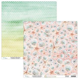 Karten und Scrapbooking Papier, Papier blöcke Kaarten en scrapbook papier, 30,5 x 30,5 cm, Paradise