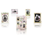 BASTELSETS / CRAFT KITS Carte passeport victorienne en papier découpé