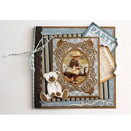 Joy!Crafts / Jeanine´s Art, Hobby Solutions Dies /  Plantillas de corte,  para punzonar con una punzonadora y creativa : marco decorativo