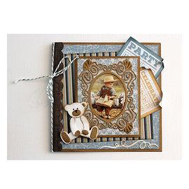 Joy!Crafts / Jeanine´s Art, Hobby Solutions Dies /  Snijmallen, Sjablonen  voor ponsen met een stansmachine: sierlijst