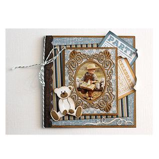 Joy!Crafts / Jeanine´s Art, Hobby Solutions Dies /  Verwenden Sie diese Stanzschablonen mit einer Vielzahl von verschiedenen papier, Karton, Stoffen und Materialien, um atemberaubende Effekte für Ihre Karten, Dekorationen und Scrapbook-Seiten zu erstellen.
