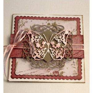 Joy!Crafts / Jeanine´s Art, Hobby Solutions Dies /  Stanzschablonen zum Stanzen mit einer Stanzmaschine: Barocco Zierrahmen