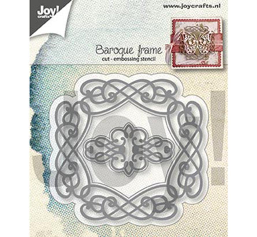 Gebruik deze snijsjablonen met verschillende papieren, stoffen en materialen om verbluffende effecten te creëren voor uw kaarten, decoraties en scrapbook pagina's  - Copy