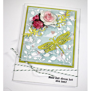 Joy!Crafts / Jeanine´s Art, Hobby Solutions Dies /  Use these cutting dies with a variety of different paper, fabrics and materials to create stunning effects for your cards, decorations and scrapbook pages.  - Copy - Copy