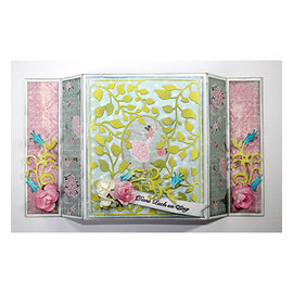 Joy!Crafts / Jeanine´s Art, Hobby Solutions Dies /  Cutting dies for cutting with a cuttingmachine: decorative frame - Copy - Copy