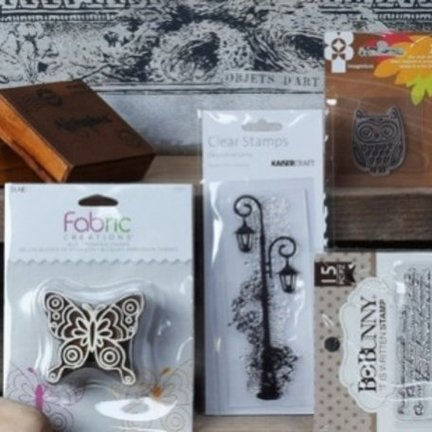 STAMP AND ACCESSORIES