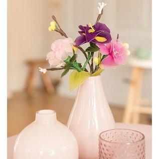 BASTELZUBEHÖR, WERKZEUG UND AUFBEWAHRUNG per la progettazione di fiori, ali e altre decorazioni
