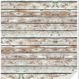 REDDY Tablero de cartón imitación madera, tableros de madera.