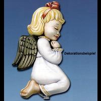 Giessform Engelmädchen, Grösse 19 cm